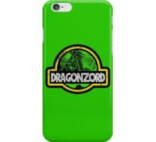 Jurassic Power Green iPhone Case/Skin