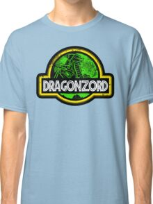 Jurassic Power Green Classic T-Shirt