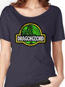 Jurassic Power Green Women's Relaxed Fit T-Shirt
