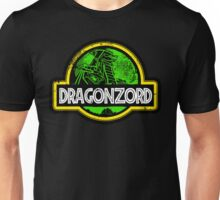 Jurassic Power Green Unisex T-Shirt
