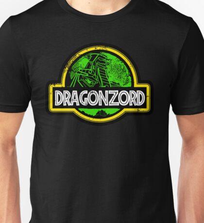 Jurassic Power Green Unisex T-Shirt