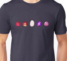 Steven Universe Gems Unisex T-Shirt