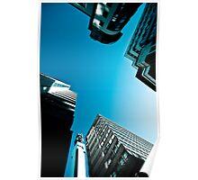 British Telecom Tower Birmingham Poster