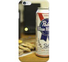 Beer & Cookies iPhone Case/Skin