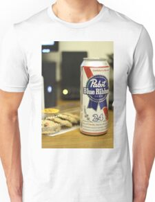 Beer & Cookies Unisex T-Shirt