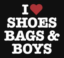 391 Shoes, Bags & Boys by Andrew Gordon