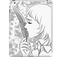 Never really gone away iPad Case/Skin