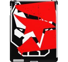Kruger < Runner iPad Case/Skin