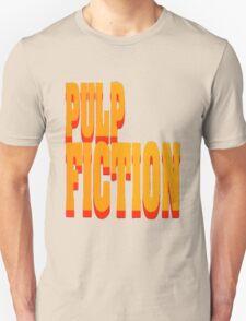 The Pulp Fiction Logo T-Shirt