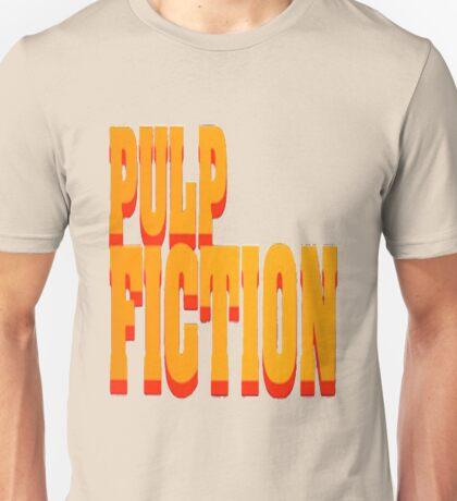 The Pulp Fiction Logo Unisex T-Shirt