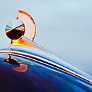 1949 Ford V8 Hood Ornament by Jill Reger