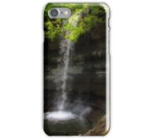 Bridal Veil Falls iPhone Case/Skin