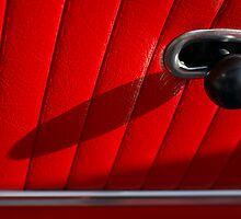 1963 Chevrolet Corvette Sport Coupe Door Handle by Jill Reger