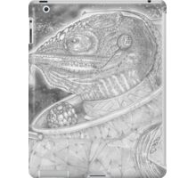 Jefwatson, the Chameleon Spacer iPad Case/Skin