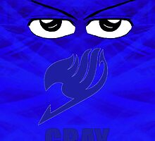 Gray Fullbuster by xbritt1001x