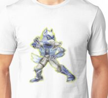 Wolf O'donnell Unisex T-Shirt