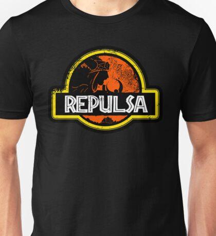 Jurassic Power Repulsa Unisex T-Shirt
