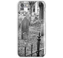 Church Yard~ Old Dutch Church iPhone Case/Skin