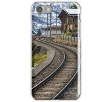 Swiss Railway iPhone Case/Skin