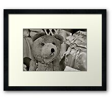 Choose Me... Framed Print