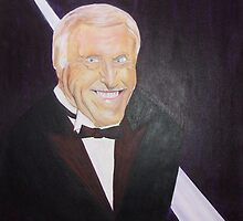 nice to see you Bruce Forsyth by williamcampbell