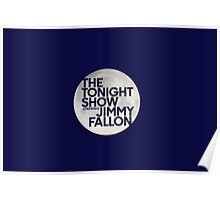 Tonight Show Starring Jimmy Fallon Poster