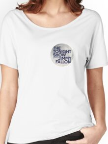 Tonight Show Starring Jimmy Fallon Women's Relaxed Fit T-Shirt