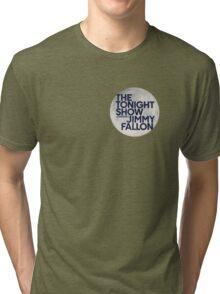 Tonight Show Starring Jimmy Fallon Tri-blend T-Shirt