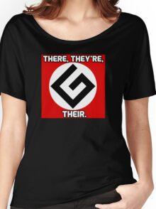 Grammer NAZI Women's Relaxed Fit T-Shirt
