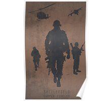 Battlefield Samper Fidelis Gaming Poster Poster
