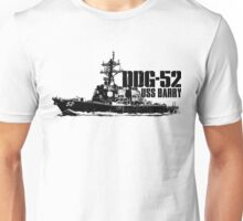 DDG-52 Barry Unisex T-Shirt
