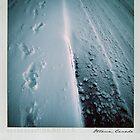 Snow Polaroïd by Laurent Hunziker