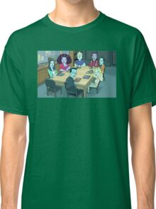 Community Study Group Rick and Morty edition Classic T-Shirt
