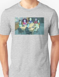Community Study Group Rick and Morty edition T-Shirt