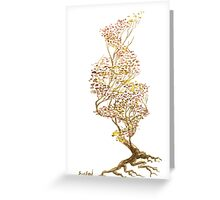 Little Tree 50 Greeting Card