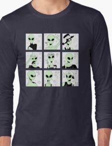 All aliens Long Sleeve T-Shirt