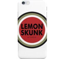 Lucky Lemon Skunk  iPhone Case/Skin