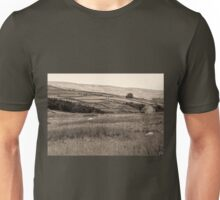 """""""The Dales"""", North Yorkshire, England Unisex T-Shirt"""