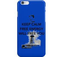 Keep Calm Tesla  iPhone Case/Skin