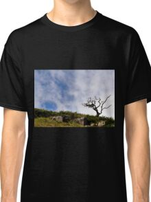 """One Tree Hill"", North Yorkshire, England Classic T-Shirt"