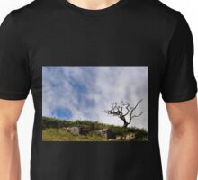 """One Tree Hill"", North Yorkshire, England Unisex T-Shirt"