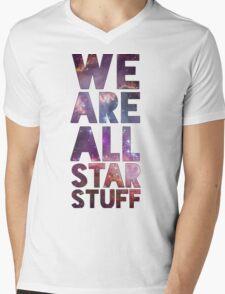 We Are All Starstuff Mens V-Neck T-Shirt