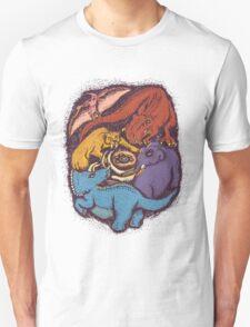 Prehistoric Rangers Unisex T-Shirt