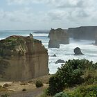 Great Ocean Road # 3 by Virginia McGowan