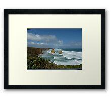 Great Ocean Road # 5 Framed Print