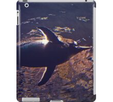 Penguin from Up High  iPad Case/Skin