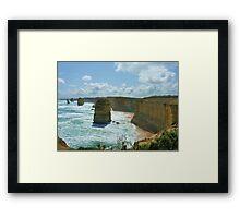 Great Ocean Road # 6 Framed Print