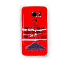Keep Calm Bosnian Pyramid Samsung Galaxy Case/Skin