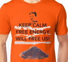 Keep Calm Bosnian Pyramid Unisex T-Shirt