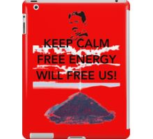 Keep Calm Bosnian Pyramid iPad Case/Skin